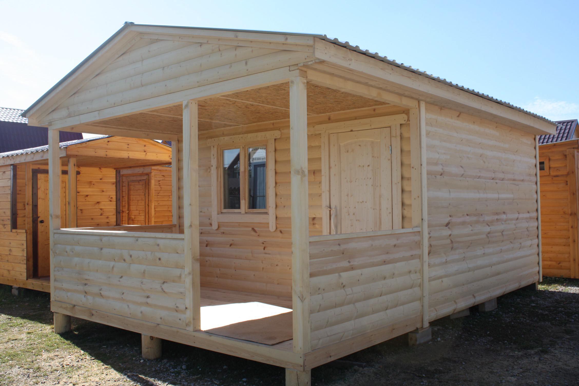 Схема односкатной деревянной крыши