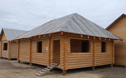 Строительство Бани Серпухов